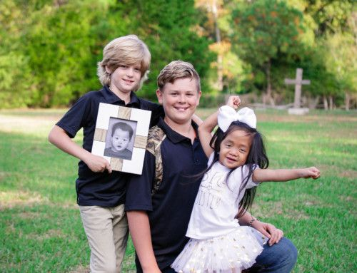 Hope to Children: The Butcher Family's Adoption Story